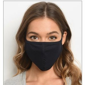 Accessories - Two cloth 3-Layers face masks new